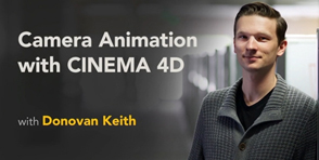 Lynda Camera Animation with CINEMA 4D