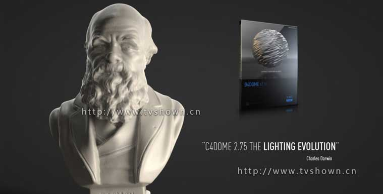 C4dome-HDRI-Lighing-For-Cinema-4D